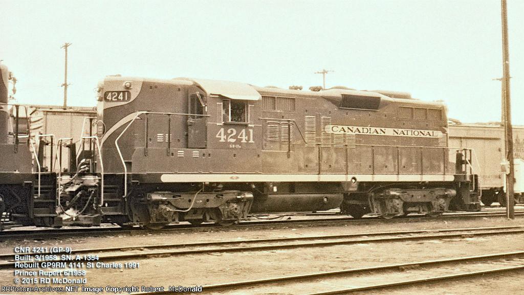 CNR 4241 GP-9