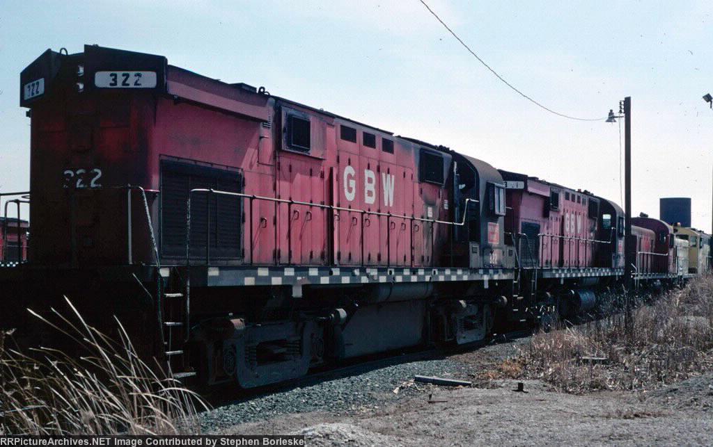 GBW 322