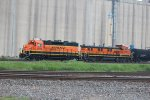 BNSF 2615 and BNSF 1279