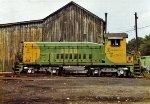Illinois Terminal SW1200 1210 Springfield, IL
