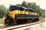 Lone GP9 512 in the Alabama sun