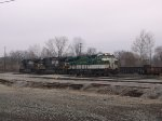 NS 8099 (Southern heritage unit!!!) (and NS 8812 and NS 9278)
