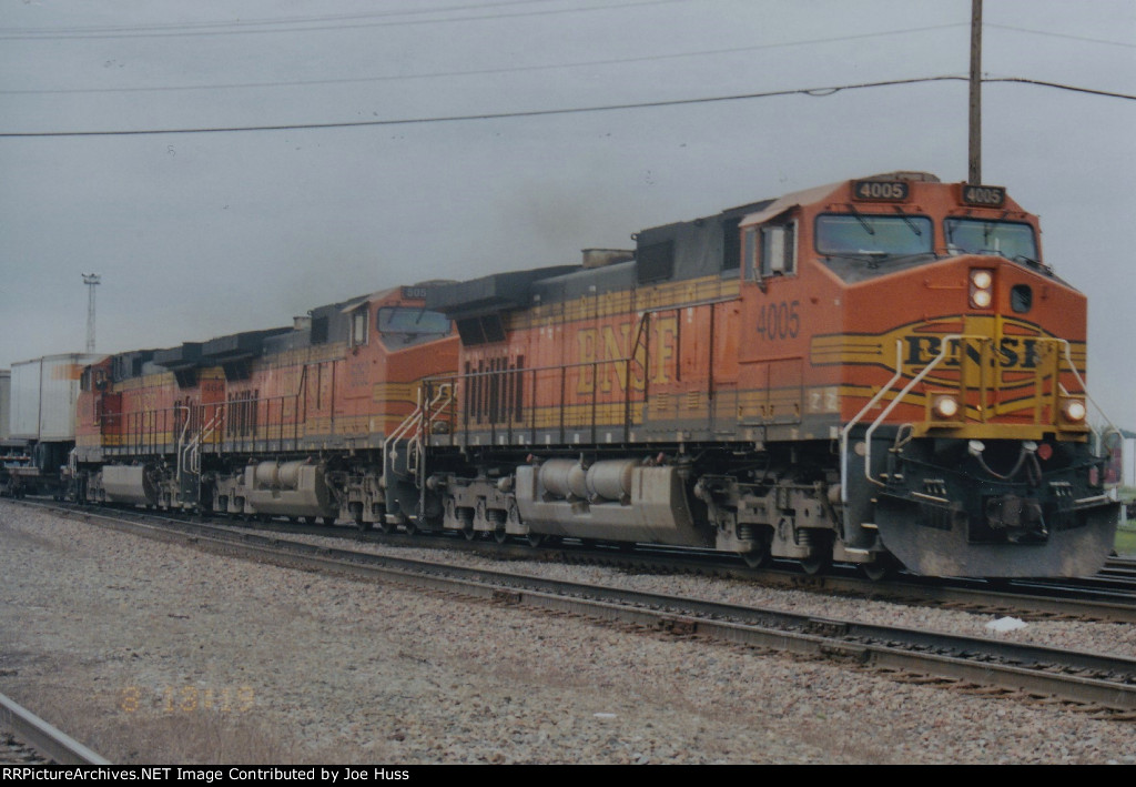 BNSF 4005 East