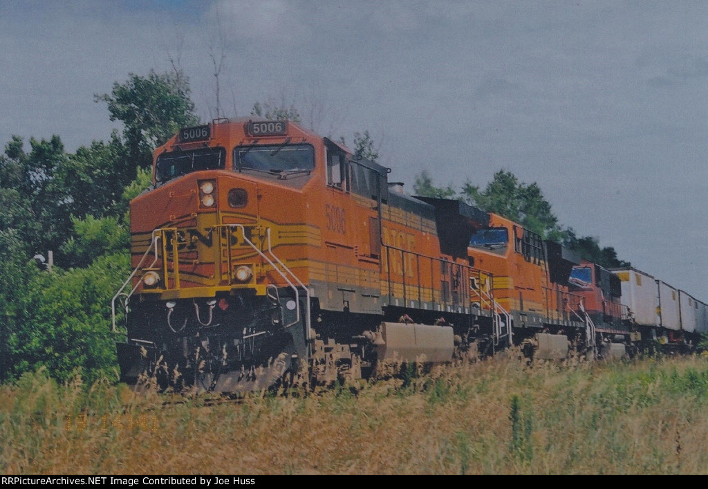 BNSF 5006 West