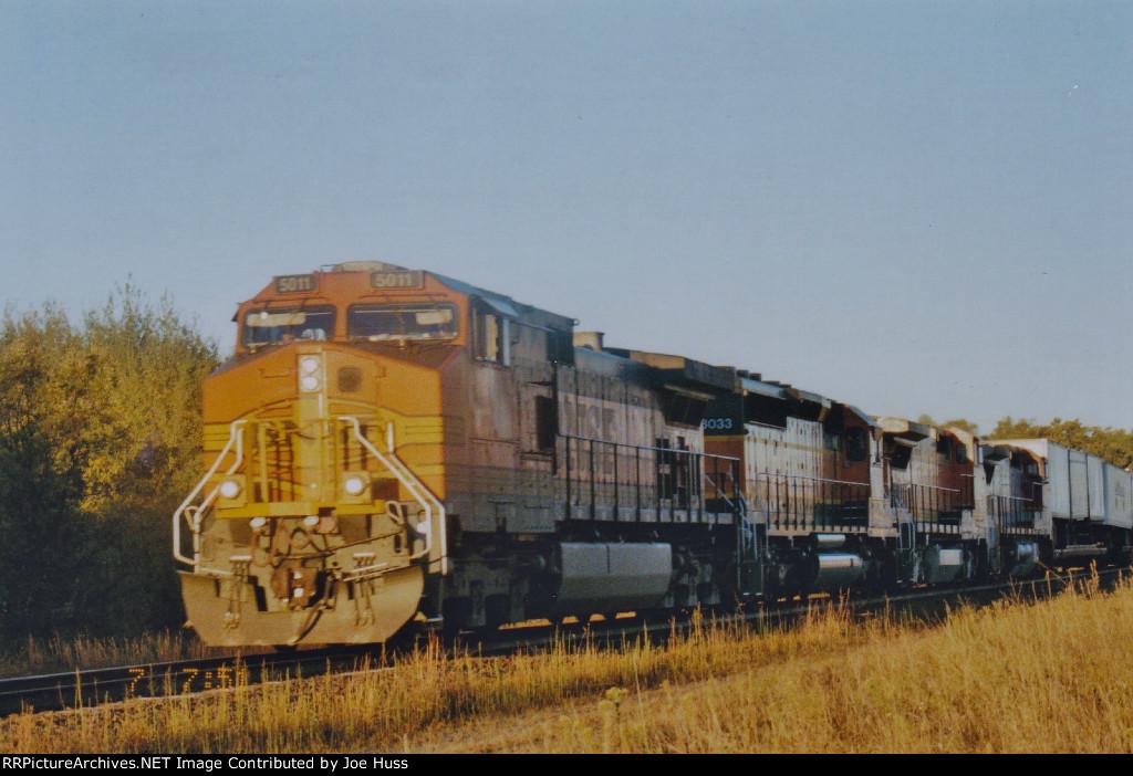 BNSF 5011 East
