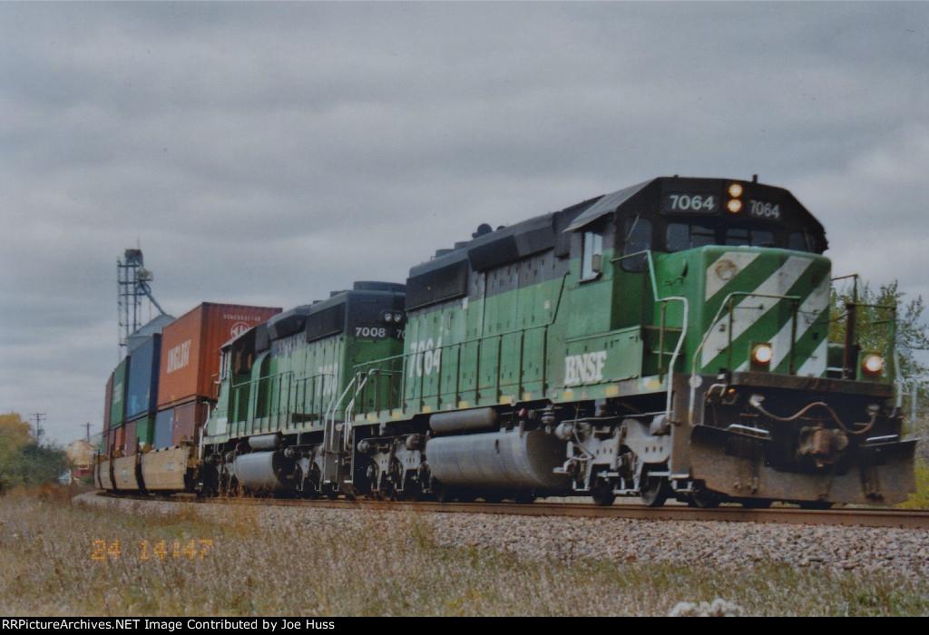 BNSF 7064 East