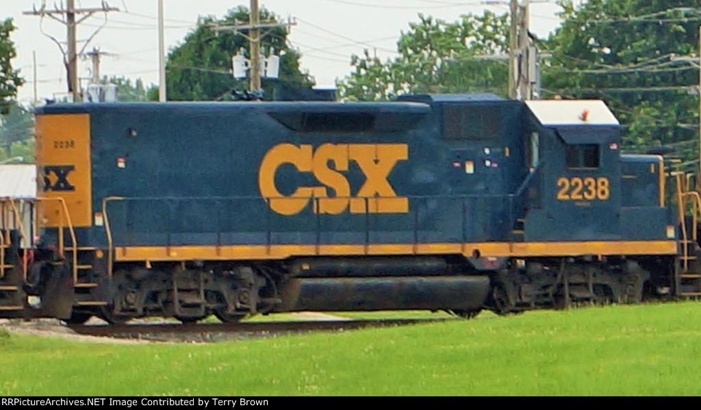 CSX 2238