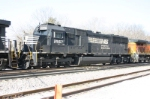 NS 2567 is former Conrail