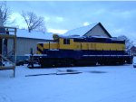 ESPN 1800 with her new East Penn Railroad Colors