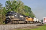 NS 9521 On NS 295 Eastbound