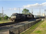 NS WB in Fostoria