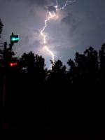 Lightning at CP109