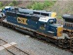CSX 8236