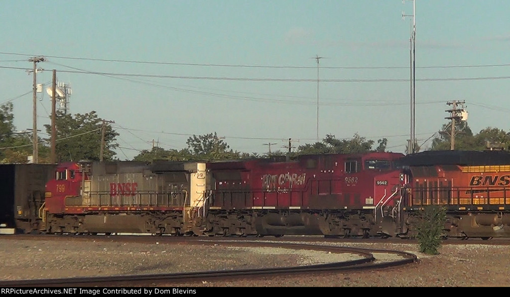 CP and BNSF