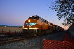 UP Power Move with CSX