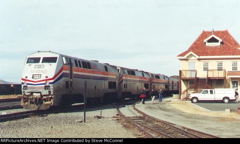 P42DC Amtrak #43