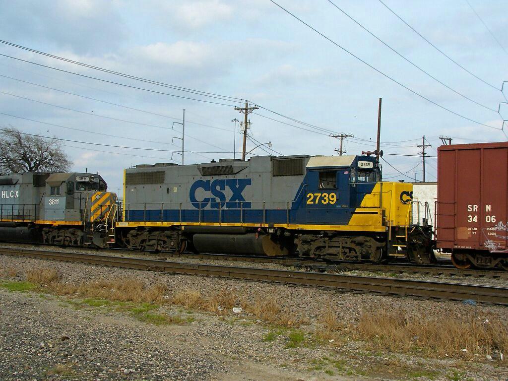 CSX 2739