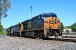 CSX 6471 on Q-711