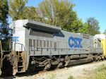 Extremely rare CSX 7588