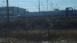 Metroliner car leads Keystone #660
