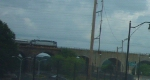 AMTK 916 on the Raritan River viaduct