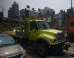 Amtrak MOW truck AN95063
