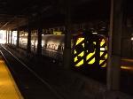 Metroliner cab car 9640 on Keystone #646
