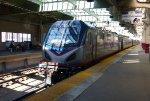 Amtrak ACS-64 613 arrives with Northeast Regional 93