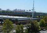 "Amtrak California (Caltrans) cab coach 8311 ""Mount Palomar"" on Capitol train 535"