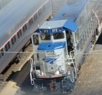 Amtrak GP15 572