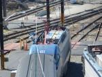 Amtrak HHP8 651