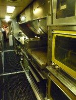 Diner 8507 kitchen