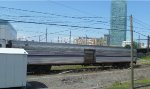 AMTK Budd Baggage Car 1715 trails 49 (14)