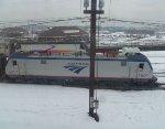 Amtrak ACS-64 601 with NJ Transit ALP46A 4646