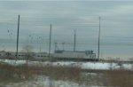 Amtrak GP15 switcher 572
