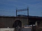 Acela Express #2155 on the Hell Gate viaduct