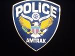 Amtrak Police shield