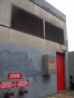 Ventilation shaft for Amtrak North River tunnel