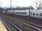 #2221 departing Metropark