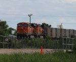BNSF 6287 and BNSF 4394