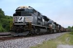 NS 1144 Newer NS Ace leads a loaded coal drag down the Brooklyn District,