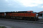 BNSF 6726 Sit's on the Alton and southern waiting for a crew.