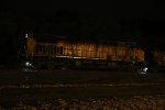 UP 6591 Works Dpu on a loaded drag.