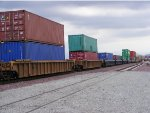 Containers and Vehicular Flats