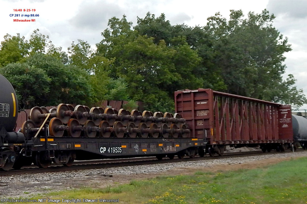 Who needs a couple spare axles - gently used?