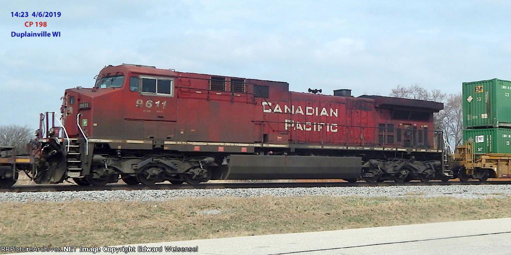 Mid-train dpu on 198