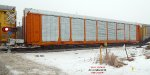 BNSF ordered hundreds of these in orange - and some in white