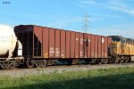 BNSF hopper stenciled for BUF FER service - like all its 808xxx siblings