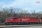 Roster flat - Soo 6061 was the only Sd60m that didn't get a Montreal CAD makeover