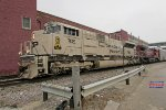 Daily intermodal 199 led by the new Army tribute SD70ACU
